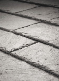 Quarried roofing slate